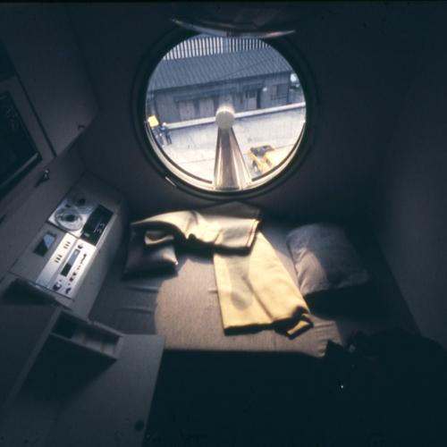 Viaggio in Giappone nel 1973, Mario Bellini