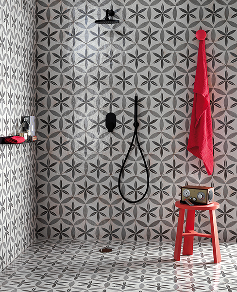 Riproduce l'estetica del cotto rivisitato in chiave contemporanea: è Firenze Heritage la collezione di pavimenti e rivestimenti in gres porcellanato di Fap Ceramiche