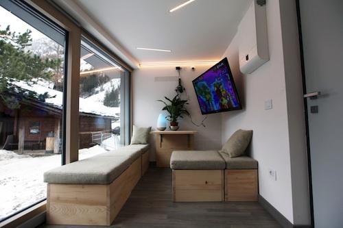 Biosphera 2 0 la casa del futuro fa tappa a bolzano for Casa design bolzano