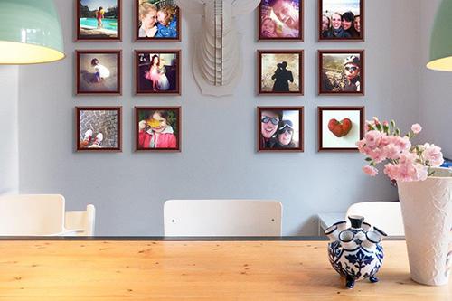 arredare con le fotografie casa design