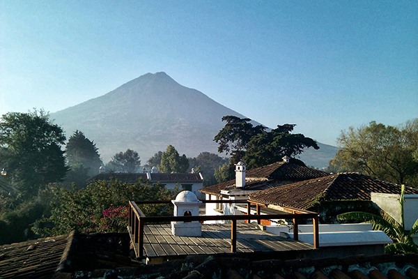 Antigua, Guatemala © Copyright Nightswapping
