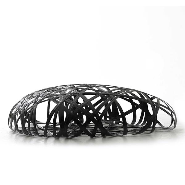 La seduta in carbonio Stone