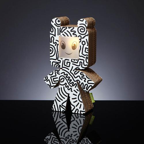 Ted - Design Roberto Giacomucci, prodotto da Kubedesign