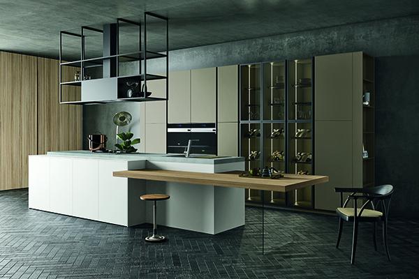 Cucina top tavoli e penisole casa design for Piani di casa aperti con grandi cucine