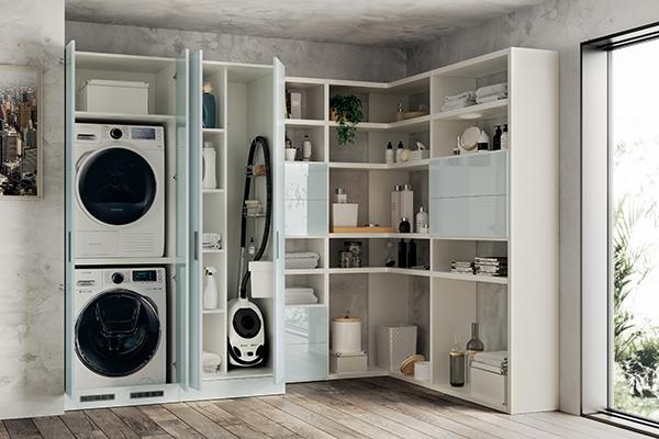 Lavanderia le soluzioni invisibili casa design - Lavanderia in casa ...