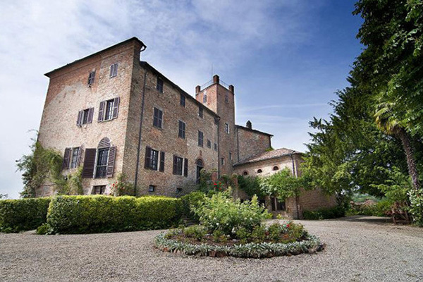 Il Castello di Pavarolo (Torino)