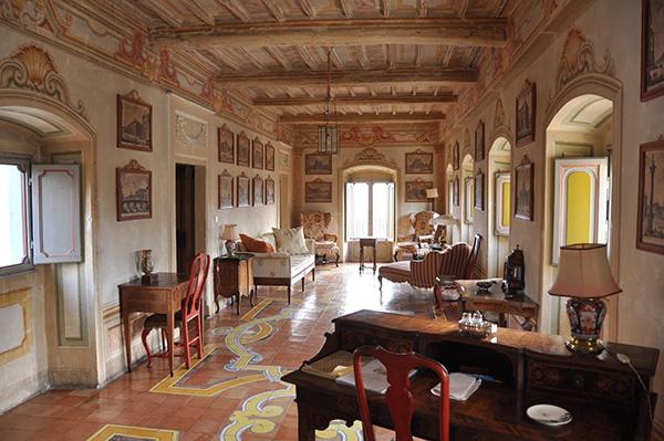 Torna la giornata nazionale delle dimore storiche casa for Gli interni delle case piu belle d italia