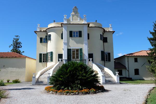 Villa Pratola a Santo Stefano di Magra (Spezia)