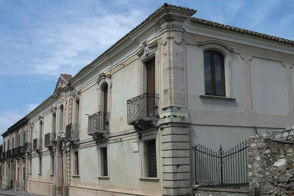 Villa Zerbi a Reggio Calabria