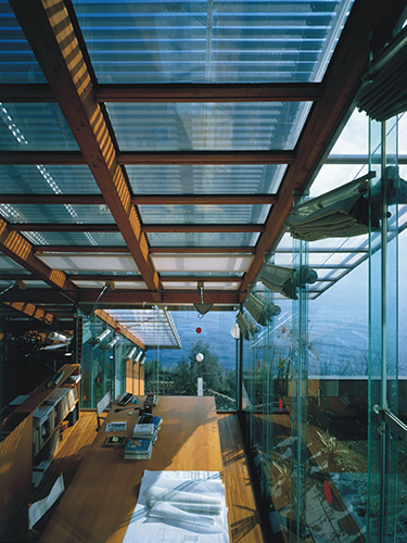 Renzo Piano Building Workshop, Punta Nave Office (Genova). Foto di Fregoso & Basalto