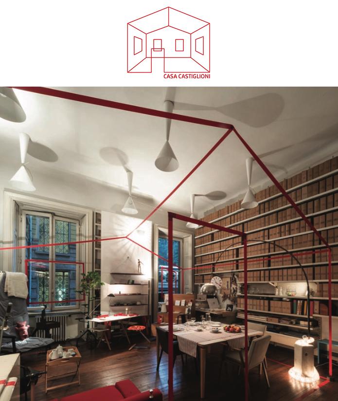 """ln occasione della San Francisco Design Week, debutta negli Stati Uniti la mostra """"Casa Castiglioni"""""""