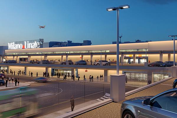 Aeroporto Alle Porte Di Milano : Linate cambia volto il nuovo look porta la firma di cerri