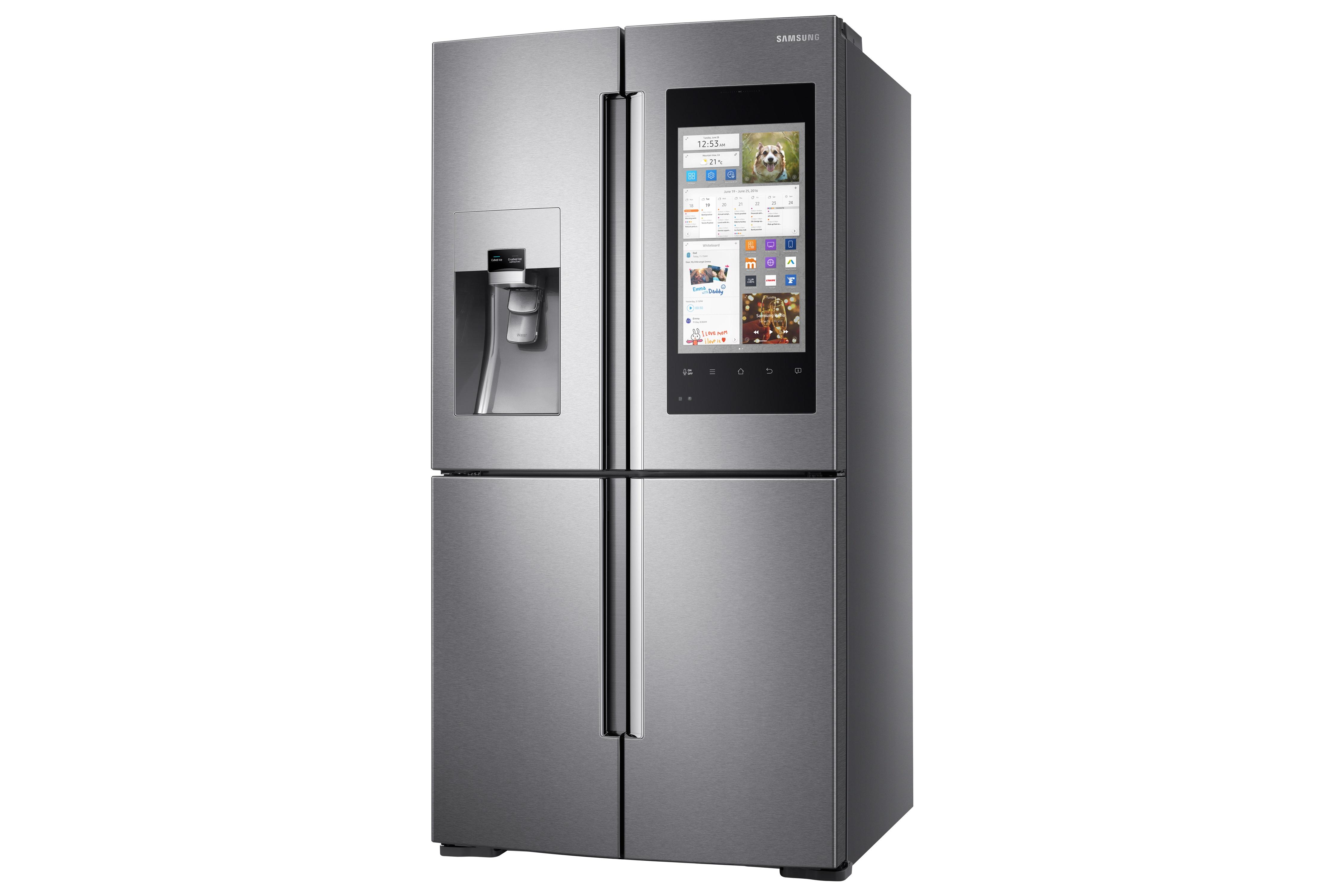 Familyhub il frigo intelligente casa design for Nuovo frigo samsung