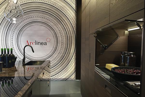 Ha inaugurato il 7 giugno il nuovo Flagship Store Arclinea Roma Parioli