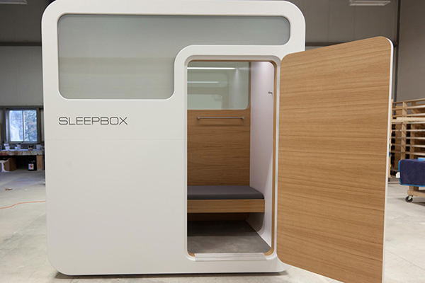 Sleepbox, Boston