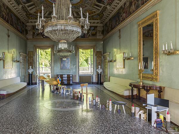 Palazzo Moroni, design Alessandro Guerriero 2016 (photo Ezio Manciucca)