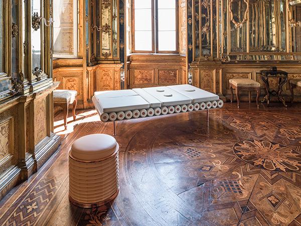 Palazzo Terzi, design Atelier Biagetti 2016 (photo Ezio Manciucca)