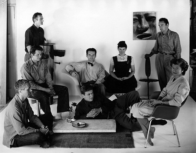 An Eames Celebration. Lo staff dell'ufficio Eames