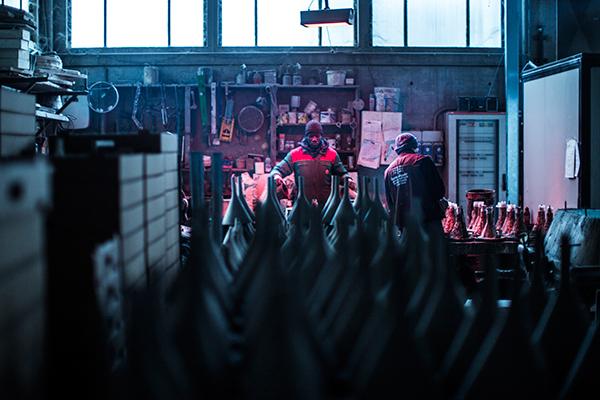 Crea, manifattura di Aplomb. Foto di Gianluca Vassallo