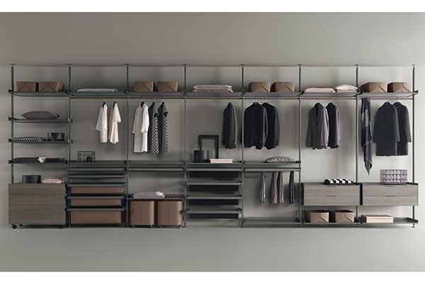 La bulimia della cabina armadio - Casa & Design