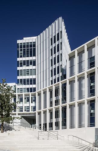 City of Glasgow college - City campus, Scozia, di Reiach & Hall architects e Michael Laird architects