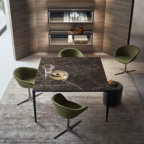 Rimadesio the spirit of project casa design for La casa di stile dell artigiano progetta una storia