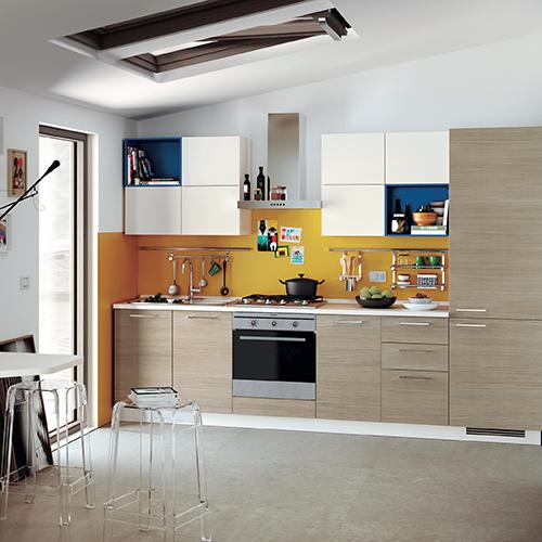 La cucina dei sogni è on line: sul sito di Scavolini è possibile progettarne una, scegliendo tra 67 composizioni e 300 mila combinazioni. Per il Black Friday sconti del 15 per cento