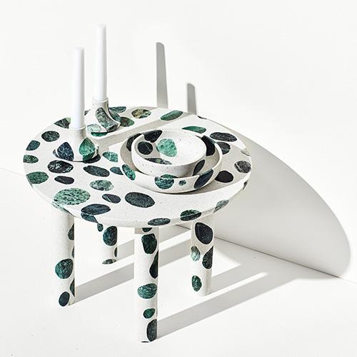 <em>Terrazzo collection</em> di Alberto Bellamoli