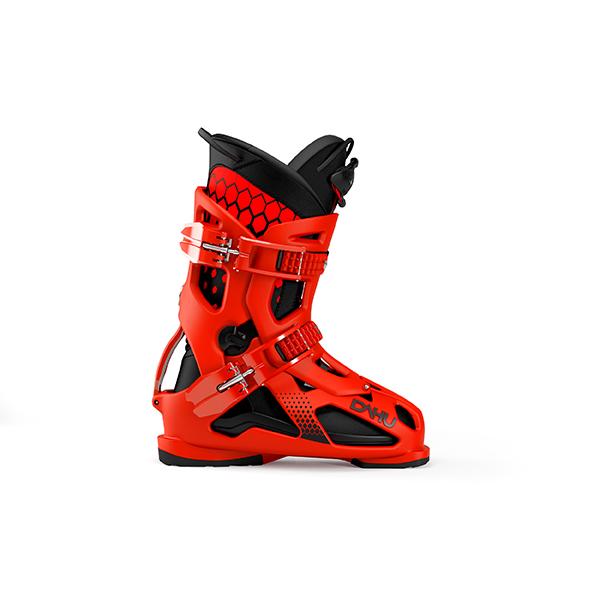 Dahu-Hades, scarpone da sci. Produttore DAHU Sports Company. Design DAHU Sports Company