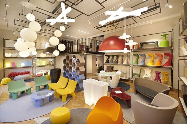 Il rinnovo dello spazio è stato affidato all'art director di Slide, Roberto Paoli