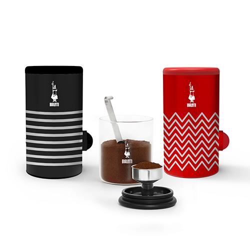 Barattolo salva caffè e dosa caffè di Bialetti