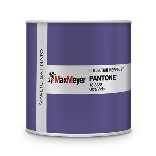 "Pittura Ultra Violet della <em>Collection Inspired By Pantone</em> di <a href=""http://www.maxmeyer.it/"">MaxMeyer</a>"
