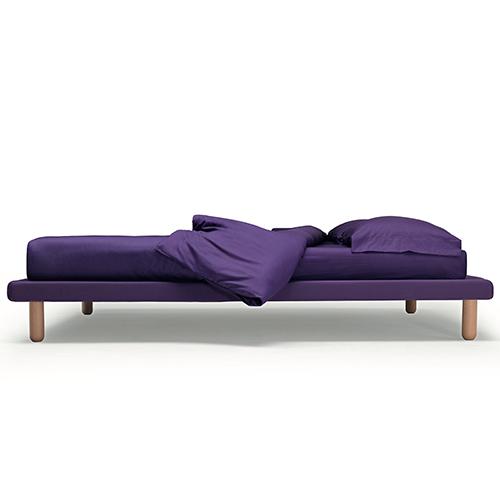 """Il letto <em>Sommier</em> di <a href=""""http://www.noctis.it/"""">Noctis</a>"""