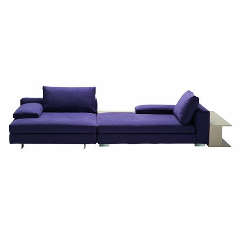 "Il divano <em>Scott</em> di <a href=""http://www.zanotta.it/"">Zanotta</a>"