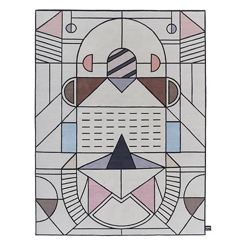 """<a href=""""http://www.cc-tapis.com"""">cc-tapis</a> presenta i nuovi progetti di Federica Biasi e <a href=""""http://design.repubblica.it/2017/02/17/elena-salmistraro/"""">Elena Salmistraro</a>, come il tappeto <em>Cartesio Outline</em> firmato da quest'ultima"""