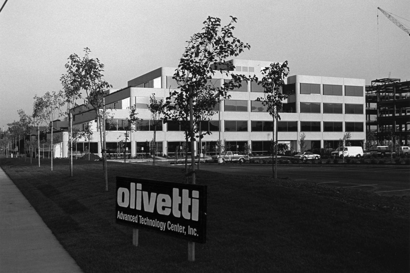 Il Centro di ricerche Olivetti per le tecnologie avanzate a Cupertino California (1982)