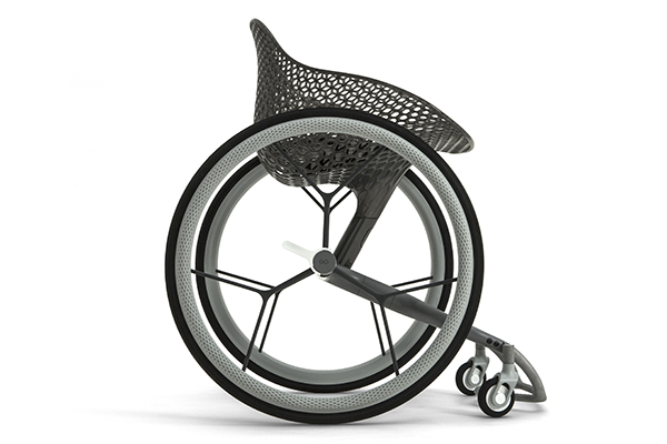 Go wheelchair di Benjamin Hubert