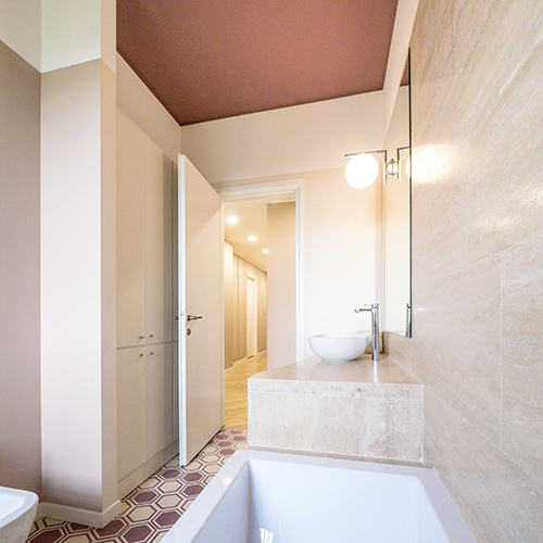 Come dipingere le pareti per valorizzare gli interni casa design - Dipingere le pareti di casa ...