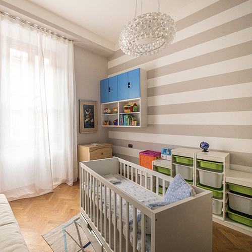 Come dipingere le pareti per valorizzare gli interni for Colori moderni per pareti
