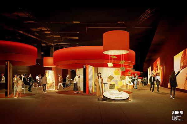 """Space&interiors presenta  la mostra-evento """"The future of living and the planet of the future"""", al The Mall fino al 21 aprile"""