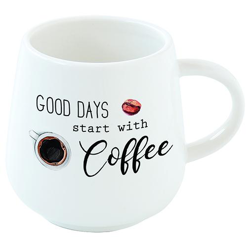 """Grandi e spesso divertenti: sono le mug, ideali per gustare diversi tipi di bevande calde, una su tutte il caffè americano. Questa è di <a href=""""http://www.easylifedesign.it"""">Easy Life</a> (10 euro)"""