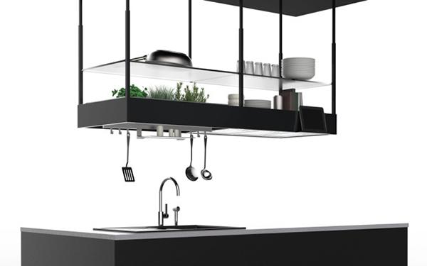 Da Falmec la cappa multitasking che crea spazio - Casa & Design