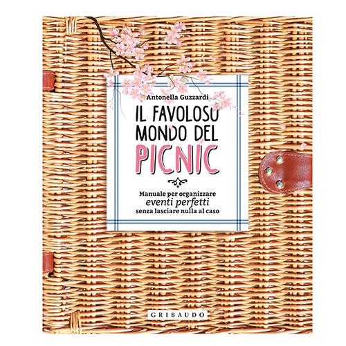 La cover de <em>Il Favoloso mondo del picnic </em> (Gribaudo, 160 pp, 14,90 euro)