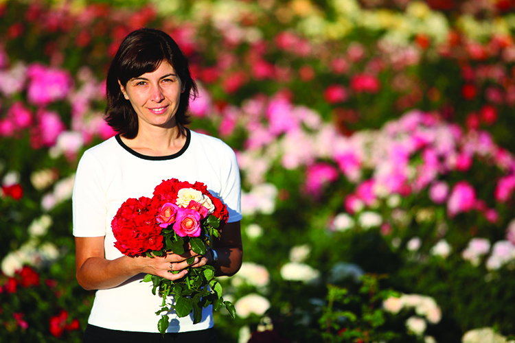 MAM 2018 aBeatrice Barni per la categoria Floricoltura e giardinaggio