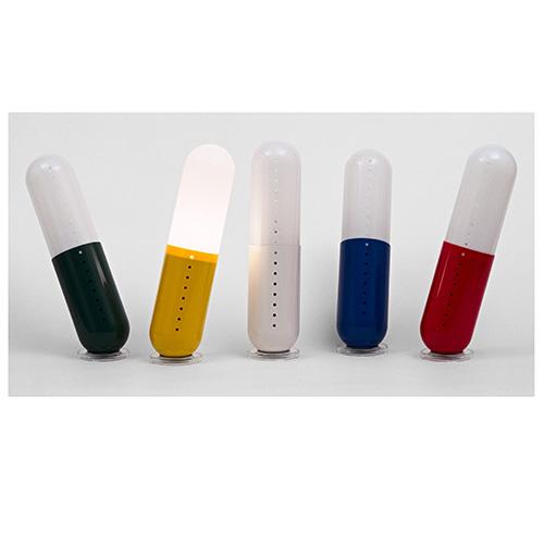 La lampada Pillola di  Cesare Casati (© Cesare Casati)