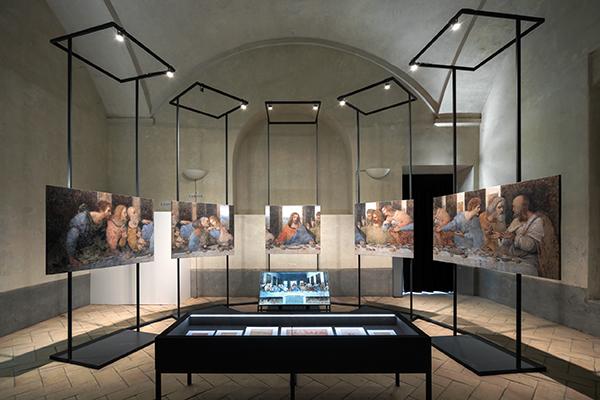 <em>Leonardiana </em> Luci, grafica, multimedialità per raccontare il genio leonardesco a Vigevano. Migliore+Servetto per Ast