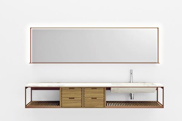 Mobili Da Bagno Su Misura : Fjord l arredo bagno su misura casa design