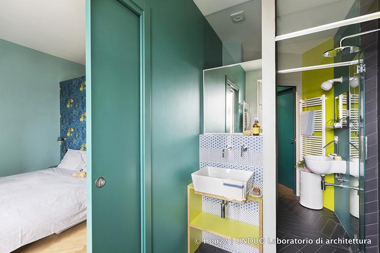 Agli utenti italiani di Houzz non solo piace scoprire nuove forme di mobili contenitore ma sono fan dell'utilizzo intelligente dei piccoli spazi