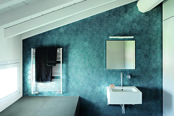 Un bagno di colore casa design - Bagno di colore ...