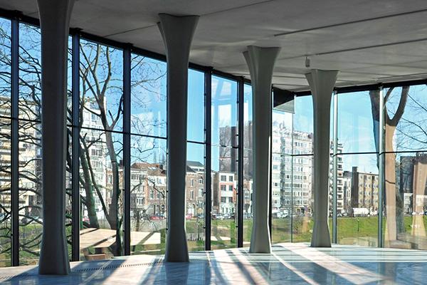 La Boverie a Ville de Liège, una delle sedi dell'evento (foto Marc Verpoorten)